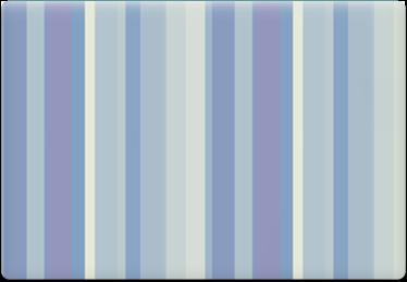 Stripes - Printable Envelope Template