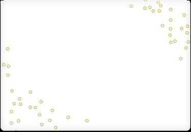 Bubbles - Printable Envelope Template