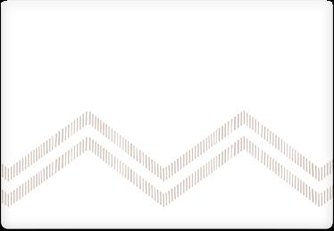 Zigzag Pattern - Printable Envelope Template
