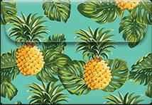 Pineapple- Printable Envelope Template