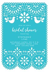 Fiesta Party - Bridal Shower Invitation