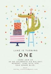Wishful Thinking - Birthday Invitation