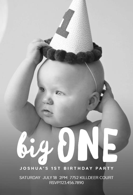 Baby Birthday Invitation Templates Free Greetings Island
