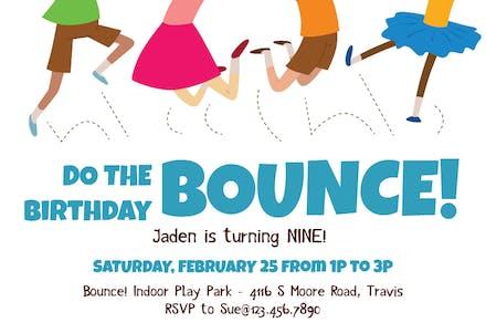 Birthday Invitation Templates For Kids Free
