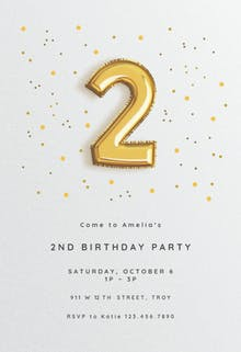 Search Result For Birthday Invitations