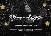 Let's roll! - Birthday Invitation