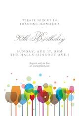 Ambience - Invitación De Cumpleaños