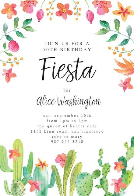 Party Invitation Templates (Free) | Greetings Island