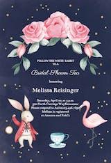 Wedding Wonderland - Bridal Shower Invitation
