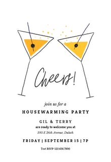 cocktail party invitation templates free greetings island