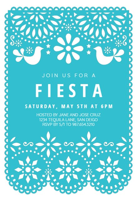 Party Invitation Templates Free Greetings Island