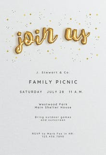 business event invitation templates free greetings island