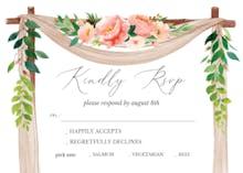 Canopie - RSVP card