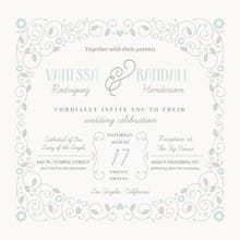 Beauteous - Wedding Invitation