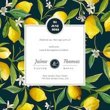 Bright Hopes - Wedding Invitation