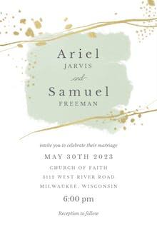 New story - Wedding Invitation