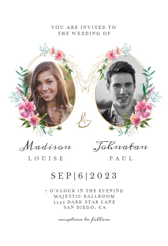 free online wedding