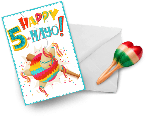 Cinco de Mayo cards