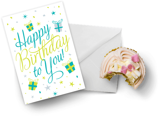 Milestone birthday cards for kids