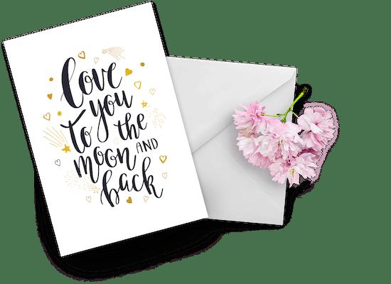 Love & Romance cards