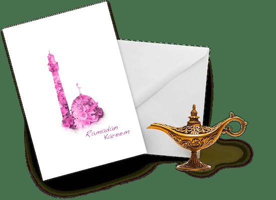 Tarjetas de Ramadán