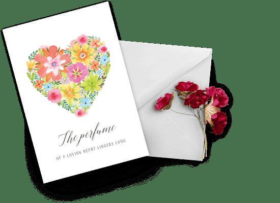 Sympathy & Condolences Cards
