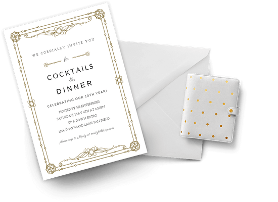 Business Event Invitations