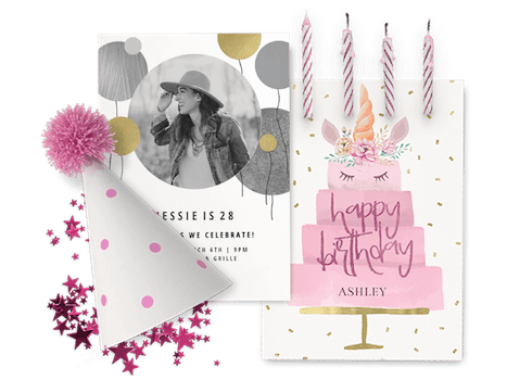 A Birthdays Coming Birthday Invitations And Cards