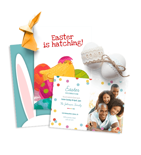 Free Greeting Cards & Invitation Templates