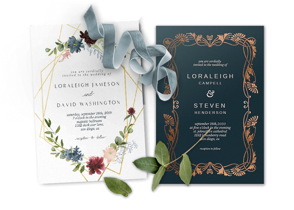 design your own invitations online free printable