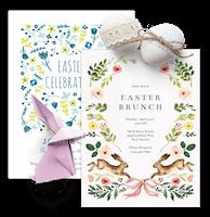 Easter Invites